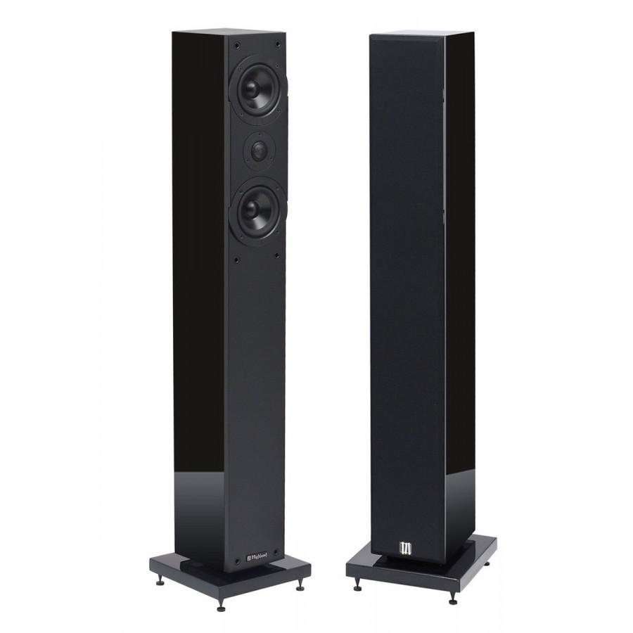 enceintes colonne highland audio oran 4303. Black Bedroom Furniture Sets. Home Design Ideas