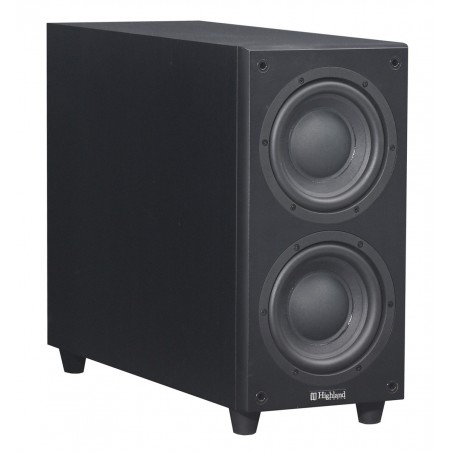 caisson de basse highland audio dord 265. Black Bedroom Furniture Sets. Home Design Ideas