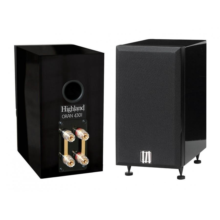 Enceintes 5 0 highland audio oran 4303 - Enceintes home cinema ...
