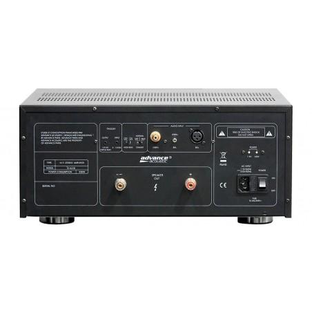 advance acoustic x a220 amplificateur de puissance mono. Black Bedroom Furniture Sets. Home Design Ideas