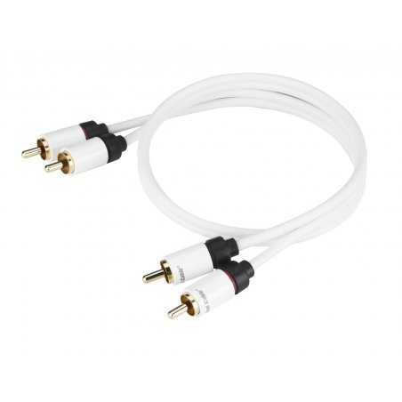Real Cable Moniteur 2RCA-1