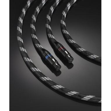 Câble symétrique XLR Real Cable Chenonceau XLR