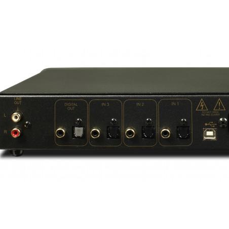 Atoll Electronique DAC100SE arrière