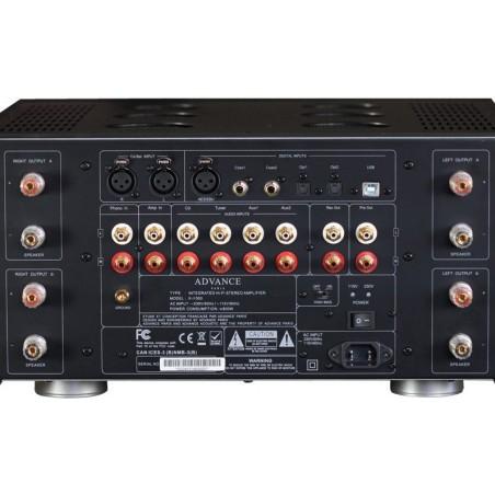Advance Acoustic X-i1000 arrière