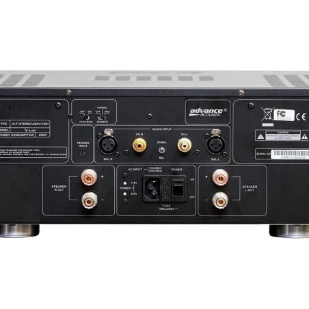 Advance Acoustic X-A160 arrière