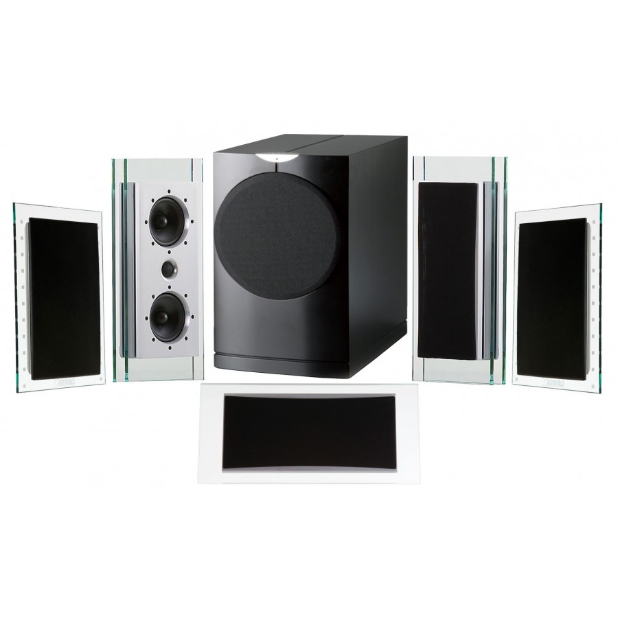 waterfall audio elora 5 1 enceintes home cin ma. Black Bedroom Furniture Sets. Home Design Ideas
