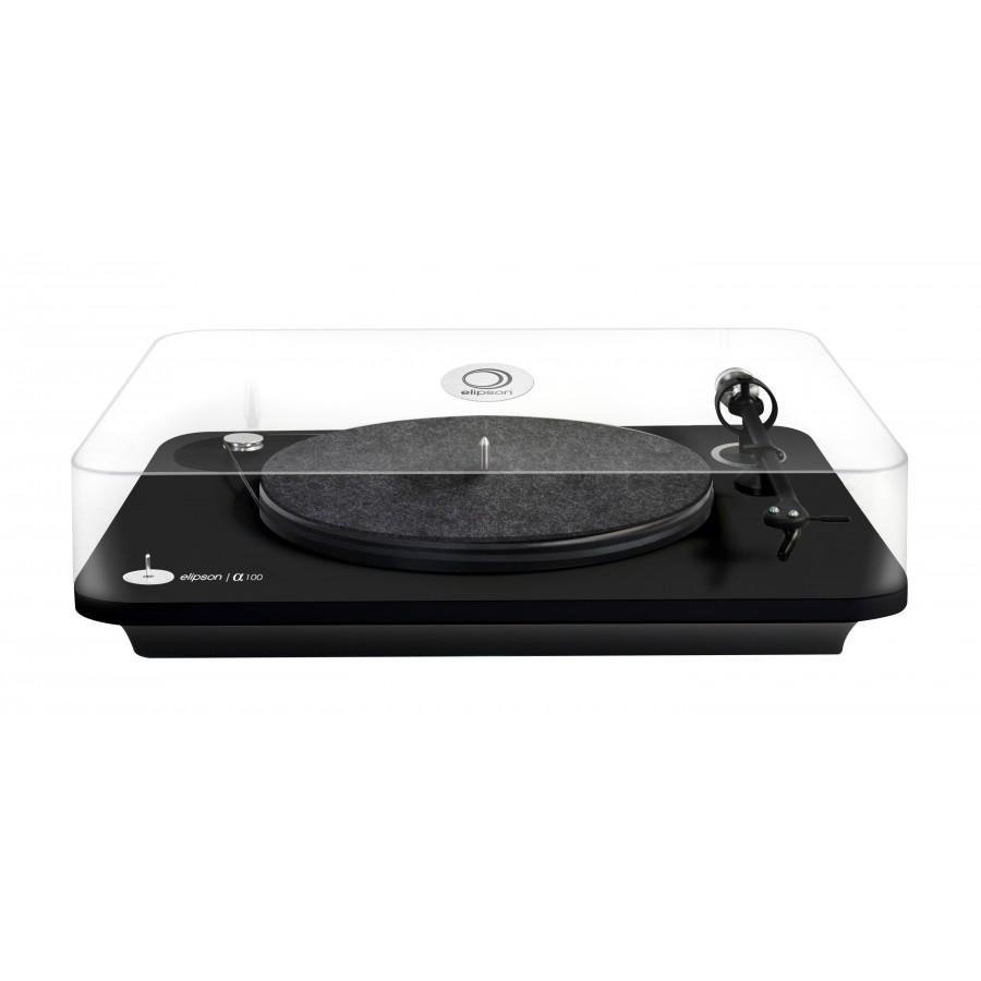elipson alpha 100 platine vinyle. Black Bedroom Furniture Sets. Home Design Ideas