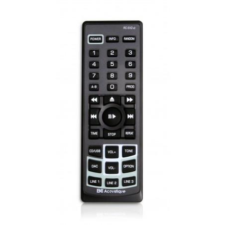 BC Acoustique EX-362D télécommande