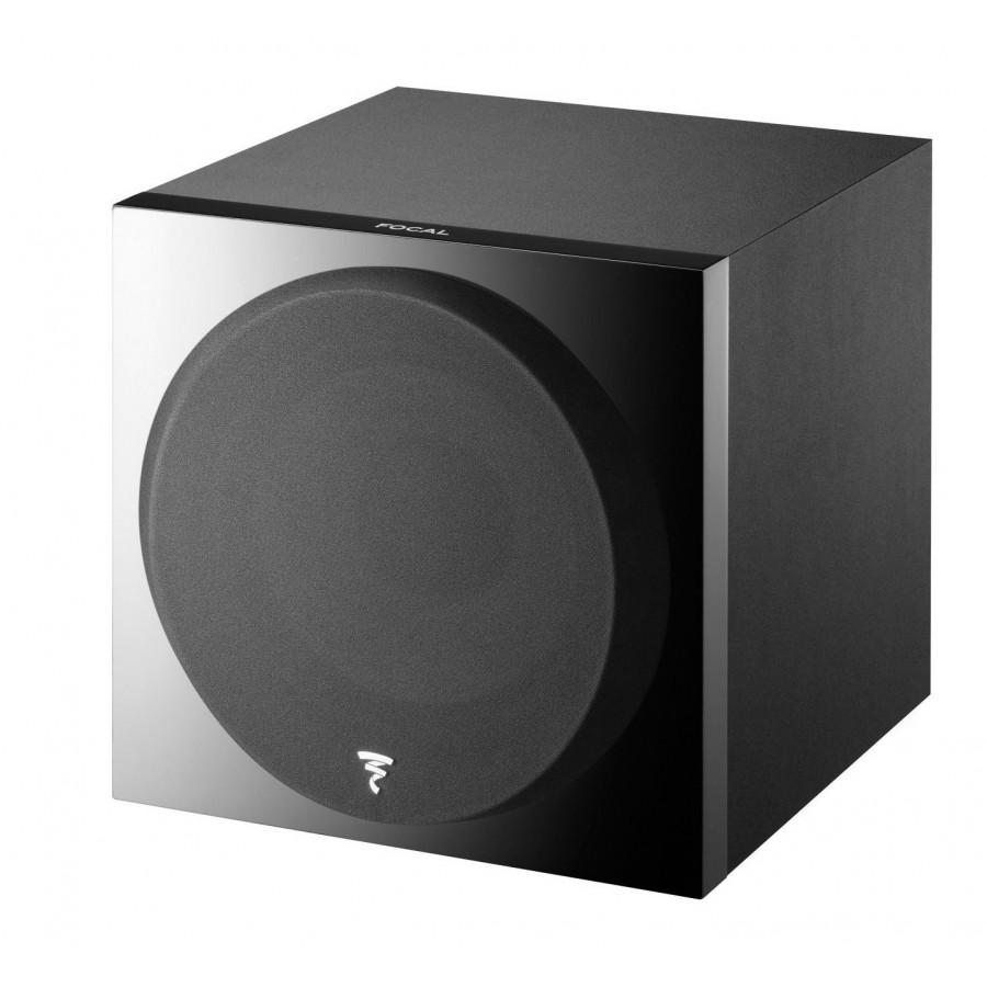focal sub 1000 f caisson de basses 1000 w. Black Bedroom Furniture Sets. Home Design Ideas