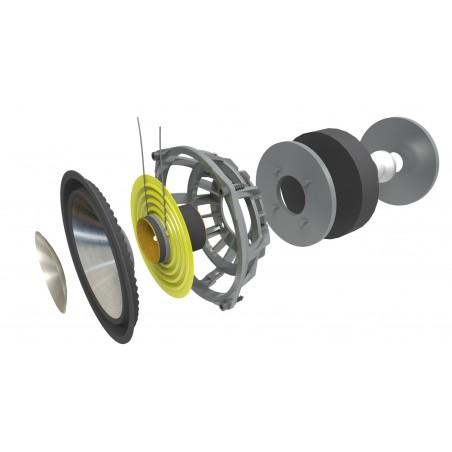 Paradigm Prestige 75F fabrication haut-parleur