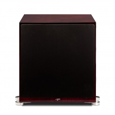Paradigm Prestige 1000SW midnight cherry face