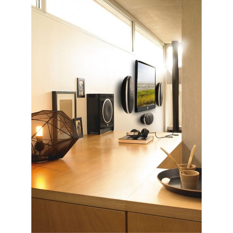 caisson de basse sans fil focal sub air caisson de graves. Black Bedroom Furniture Sets. Home Design Ideas