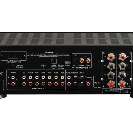 Advance Acoustic X-i105 connectique