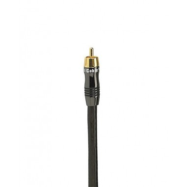 Câble subwoofer Real Cable E-SUB