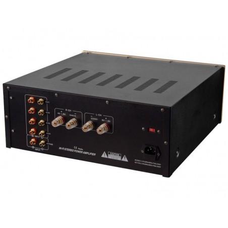 Pier Audio Gold MS-680 SE Anniversaire arrière