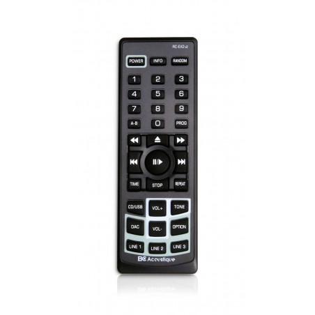 BC Acoustique EX-332.2 télécommande