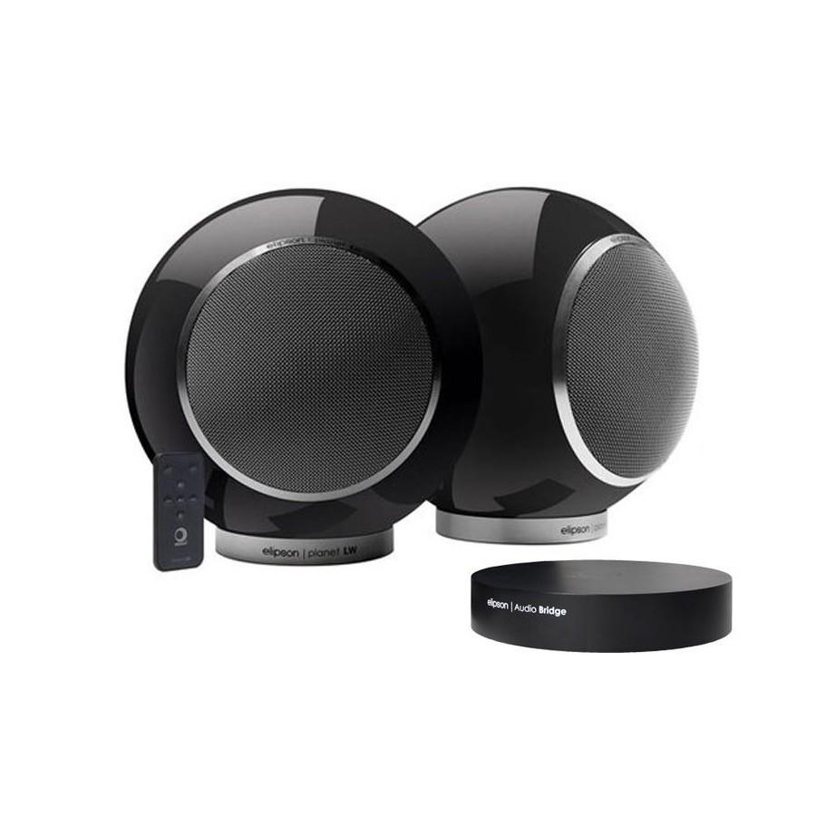 elipson planet lw avec audio bridge enceintes sans fil. Black Bedroom Furniture Sets. Home Design Ideas
