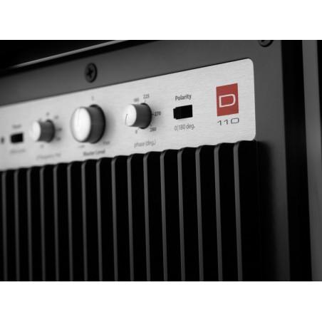 JL Audio Dominion d110 réglages