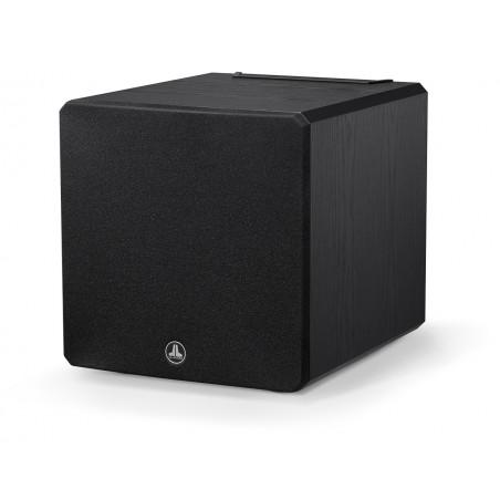 JL Audio E-Sub e110 bois noir avec cache
