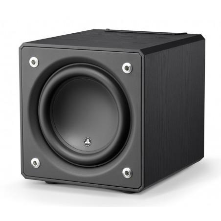 JL Audio E-Sub e110 bois noir