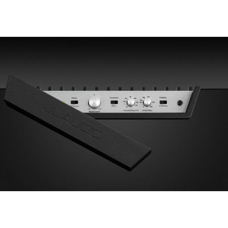 JL Audio E-Sub e110 réglages