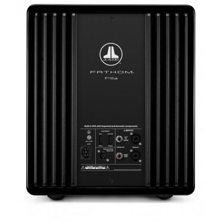 JL Audio Fathom f112v2 arrière