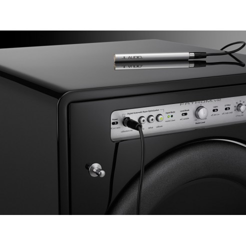 JL Audio Fathom f112v2 calibration