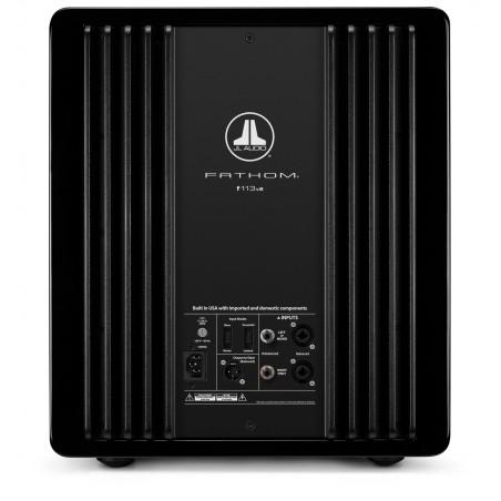 JL Audio Fathom f113v2 arrière