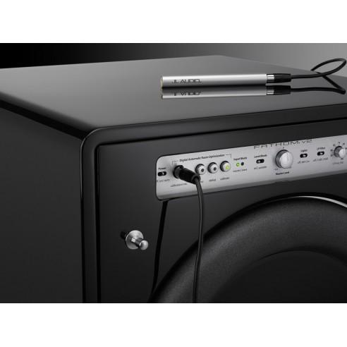 JL Audio Fathom f113v2 calibrage
