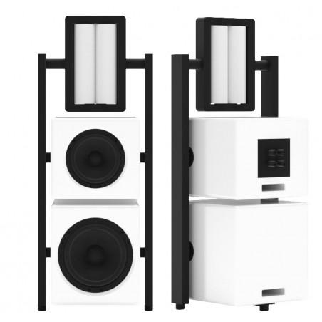 AudioNec Evo 2 arrière