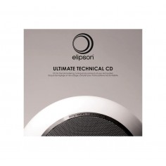 Disque de test et rodage Elipson Ultimate Technical CD