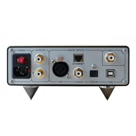 Audiomat Tempo C streamer arrière
