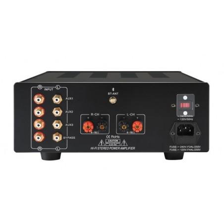 Pier Audio MS-580 SE arrière